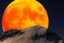 Moon light....