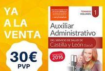 Salud de Castilla y León SACYL / Todos los libros y material que necesitas para preparar las oposiciones del servicio de salud de Castilla y León SACYL