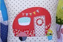 Appliceren / Naaipatronen van de mooiste quilts om zelf te maken
