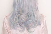 ✨ hair inspiration / colours, length, style, everything. Can I have this hair please?