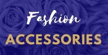 Fashion Accessories / Luxury Fashion Accessories for women   #bags   #clutches   #shoes   #belts   #scarves