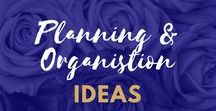 Planning And Organisation / Planning and Organisation Tips and Products for a more productive you