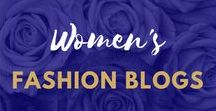 Fashion Blogs for Women / Women's Fashion Blogs   Fashion Tips   Fashion Products Reviews   Recommended Women's Wear   Shoes and Women's Fashion