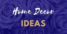 Home Decor Ideas / Home Decor Blogs   Interior Blogs   Interior Design   Furnishings   Luxury Interiors   Home Inspiration  