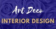 Art Deco Interior Design Inspiration / #ArtDeco #Homedecor Interior Design Inspiration   art deco   art deco interior   Art Deco   ART DECO   Art Deco Home Decor Inspiration   Art Deco Wedding   Art Deco  