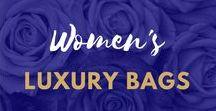 Women's Luxury Handbags UK / High End, Luxury #Handbags and #Bags   Tory Burch   Michael Kors   Louis Vuitton   Alexander McQueen  