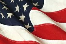 usa / united states of america / by Elizabeth Rodriguez