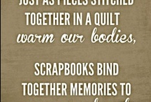 scrapbooking / by Carolyn Slade