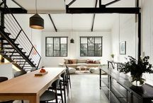 decor / interior / arch / home is where the heart is / by Mina