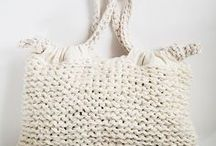 knitting ... bags
