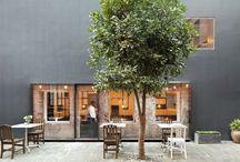 shop / cafe / shop + cafe + restaurant design / by Mina