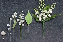 sugar flowers / şeker hamurundan çiçek