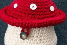 Crochet - Storage / crochet