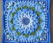 Crochet: Grannys, Doilies etc / crochet