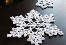 Croc: Decoration / crochet