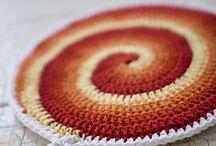 Crochet: Potholders & Dishcloths / crochet
