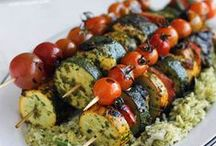 Vegetarian / For all of our Vegetarian Friends, here's a fabulous set of recipes for all of you.