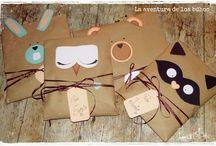 Regalos / Paquetes de regalos