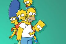 Simpsons / I love the Simpsons Springfield  / by Elizabeth Rodriguez