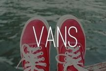 Vans off the wall is my life!♥