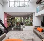 P a r i s    E s p a c e s     A t y p i q u e s / Espaces atypiques, le réseau d'agences immobilières expert en immobilier contemporain Loft – atelier – duplex – appartement terrasse – rénovation contemporaine – maison d'architecte