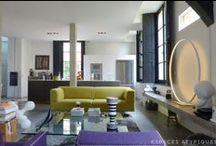 Y v e l i n e s | E s p a c e s  |  A t y p i q u e s / Espaces atypiques, le réseau d'agences immobilières expert en immobilier contemporain  Loft – atelier – duplex – appartement terrasse – rénovation contemporaine – maison d'architecte