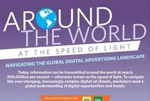 Global Marketing / Around the World At The Speed of Light