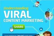 Viral Content Marketing / Viral marketing, viral advertising, or marketing buzz are buzzwords referring to marketing techniques that use social networking services and other technologies to try to produce increases in brand awareness or to achieve other marketing objectives through self-replicating or viral processes.