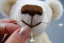 make teddy bears