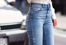 Denim : classy being in jeans