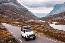 Nature. / Vakre Norge