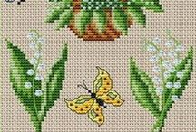Cross stitchs