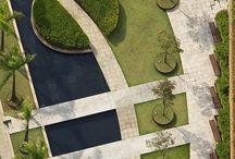 Architecture - city park