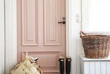 Hallway ideas!