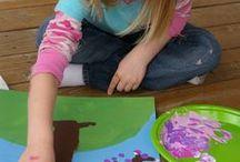 Crafts for kids-Spring