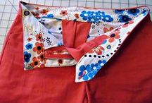 Sewing Inspiration / by Angela Barry