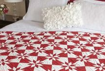 Tis' the season / Holiday quilts and decor