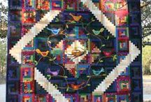 Quilt Ideas and Inspiration / Looking for Quilt ideas. Quilt inspiration. Quilt patterns. Cut these quilts fast so you can move on to your next project!
