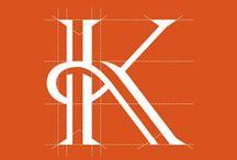Typography /  tipografía y lettering  / by Juan Martínezestudio