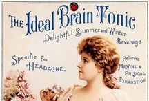 Vintage Advertising, Posters & Images / Images of yesteryear / by Marilyn W