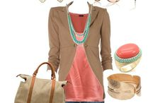 Love the way you look / clothes, shoes, jewelry, accessories, etc / by Emily Johnson