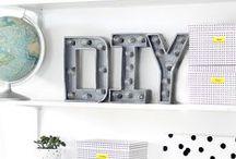 DIY / by Brianna Nibbe