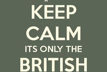ALL THINGS BRITISH / by Anne Marie