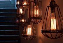 Iluminación - Ilumination / Ambientes iluminados con un concepto interesante.