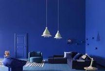 Marino -  Marine blue / 12 matices por Mariangel Coghlan