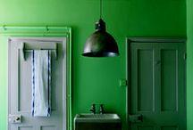 Agave - Green / 12 matices por Mariangel Coghlan.