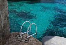 Pool of Dreams / swimming pools and dreams / by Regina Montinola