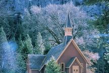 Churches / by Carmel Mosley