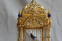 Clockwork Sparrow / Visual inspiration for The Sinclair's Mysteries: The Clockwork Sparrow