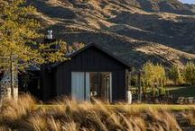 Casas de montaña - Montain houses
